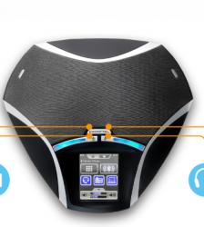 KONFTEL Audioconferencia 55WX Bluetooth
